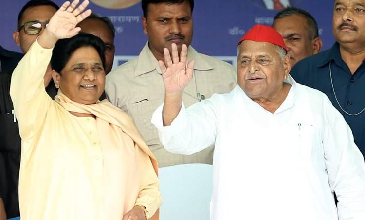 mayawati, sp bsp alliance, lok sabha polls,എസ്.പി, ബി.എസ്.പി, മായാവതി, യുപി, ലോക്സഭാ തിരഞ്ഞെടുപ്പ് ഫലം 2019 uttar pradesh bypolls, bsp chief, mayawati meeting, basp meeting in delhi, iemalayalam, ഐഇ മലയാളം