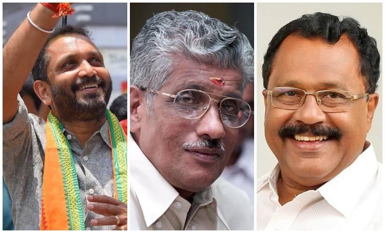 BJp, NSS, Lok Sabha Election results 2019,