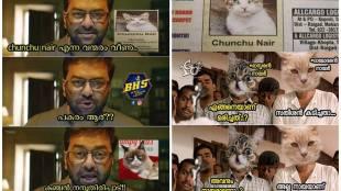 Chunju Nair Trolls