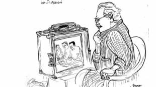 e p unny, e p unny cartoons, e p unny cartoonist, ep unny, indian express ep unny, k p kumaran, kumaranasan, kumaranasan life, kumaranasan death, kumaranasan kavithakal, kumaranasan photo, kumaranasan bio pic, ഇ പി ഉണ്ണി, കെ പി കുമാരന്, കുമാരനാശാന്, മൂര്ക്കോത്ത് കുമാരന്, ഭാനുമതി, കാലം പിന്നെയും കഴിഞ്ഞു