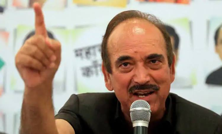 Ghulam Nabi Azad, Congress, Prime Minister Candidate