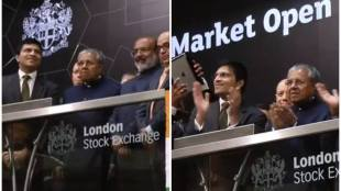 London Stoke Exchange, Pinarayi Vijayan