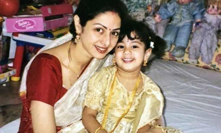 mothers day, mother's day, mother's day 2019, mother's day wishes, mother's day quotes, mother's day messages, janhvi kapoor, sridevi,