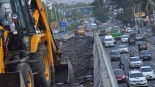 Palarivattam fly over, reconstruction , Kochi