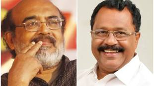 PS Sreedharan Pillai, Thomas Issac