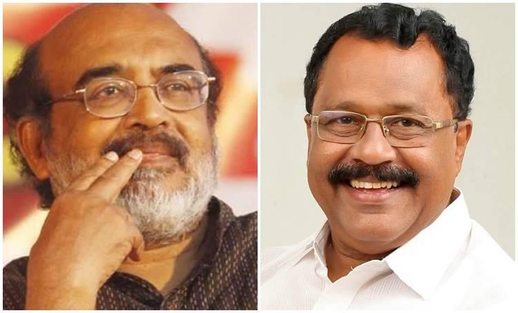 PS Sreedharan Pillai, Thomas Issac