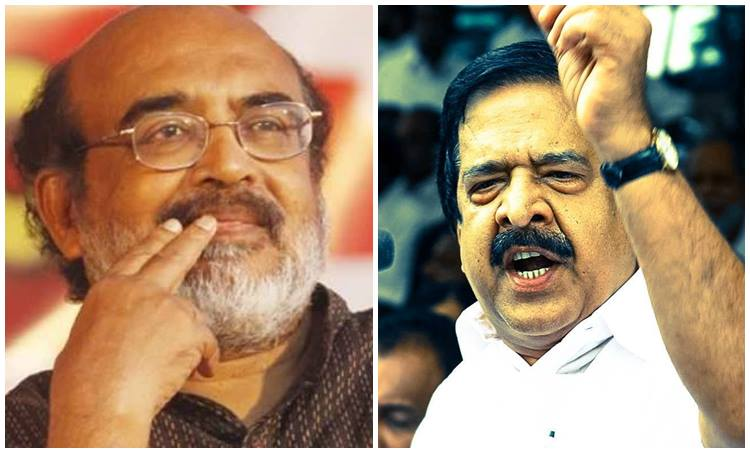 Thomas Issac and Ramesh Chennithala, Masala Bond, LDF, UDF
