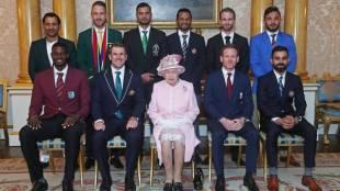 world cup, captains, Elizabeth queen, icc, ലോകകപ്പ്, നായകന്മാർ, വിരാട് കോഹ്ലി, virat kohli, ie malayalam