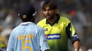 Sahid Afridi, Gautam Gambhir, afridi gambhir clash, india vs pakistan world cup, pulwama terror attack, junaid khan, afridi on junaid khan, cricket news