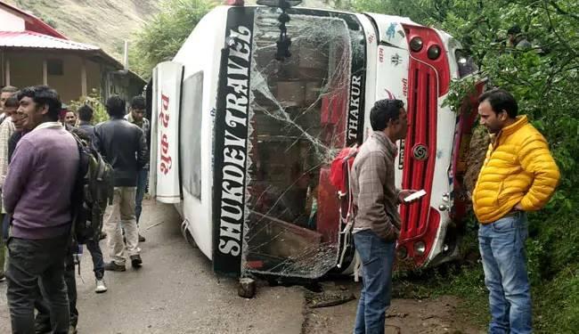 bjp ബജെപി accident അപകടം