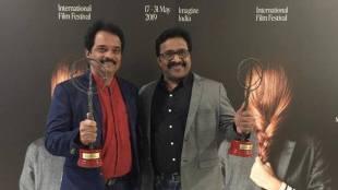 Jayaraj, Renji Panicker, ജയരാജ്, രഞ്ജി പണിക്കർ, രൺജി പണിക്കർ, Madrid film festival, Best actor award mandrid film festival, മാഡ്രിഡ് ചലച്ചിത്രമേള, ഭയാനകം സിനിമ, Bhayanakam, IE Malayalam, Indian express Malayalam, ഇന്ത്യൻ എക്സ്പ്രസ്സ് മലയാളം