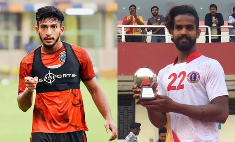kings cup, indian football team, malayalis in indian football team, sahal abdul samad, jobby justin,