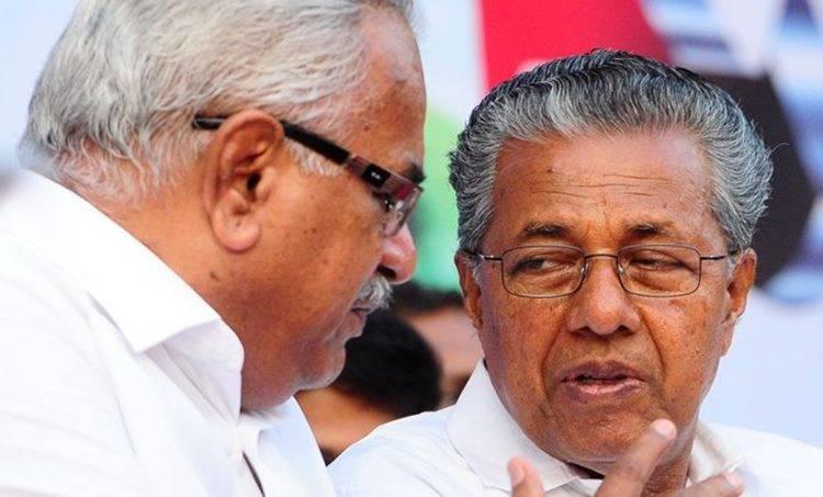 Kanam Rajendran, കാനം രാജേന്ദ്രന്, Pinarayi Vijayan, പിണറായി വിജയന്, Lok Sabha Election 2019, ലോക്സഭാ തിരഞ്ഞെടുപ്പ് 2019, CPM, സിപിഎം, CPI, സിപിഐ
