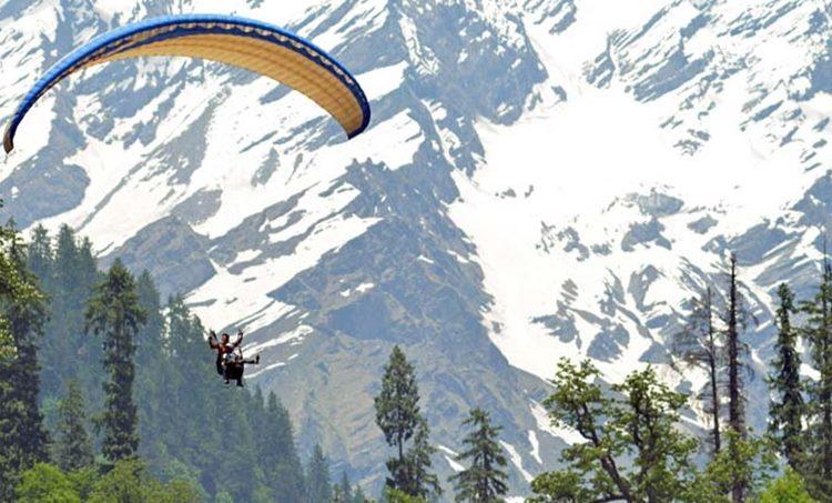 paragliding accident പാരാഗ്ലൈഡിങ് അപകടം, manali tourist മണാലി വിനോദസഞ്ചാരി, death മരണം, ie malayalam ഐഇ മലയാളം