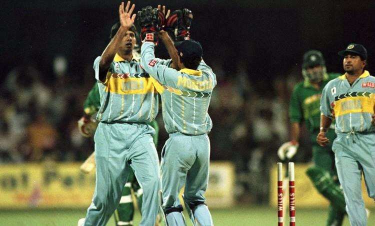 World Cup Memories, ലോകകപ്പ് ഓർമ്മകള്,Venkatesh Prasad,വെങ്കിടേഷ് പ്രസാദ്, Venkatesh Prasad Sent Off,വെങ്കിടേഷ് പ്രസാദ് യാത്രയയപ്പ്, Aamer Sohail, ആമിർ സൊഹെെല്,Ind vs Pak, India Pakistan, ഇന്ത്യ പാക്കിസ്ഥാന്