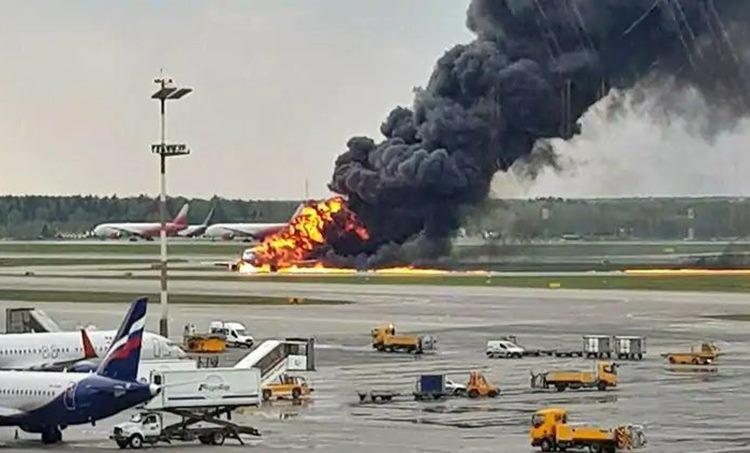 Plane Crash, വിമാനാപകടം Russia, റഷ്യ, ie malayalam