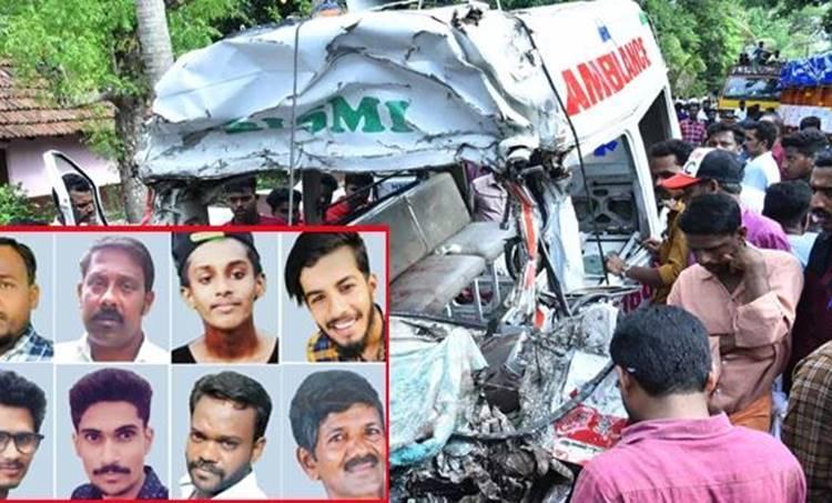 Palakkad, പാലക്കാട്, Road Accident, അപകടം, Death, മരണം, funeral, ശവസംസ്കാരം, postmortem