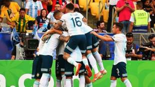 Argentina, Messi, ie malayalam