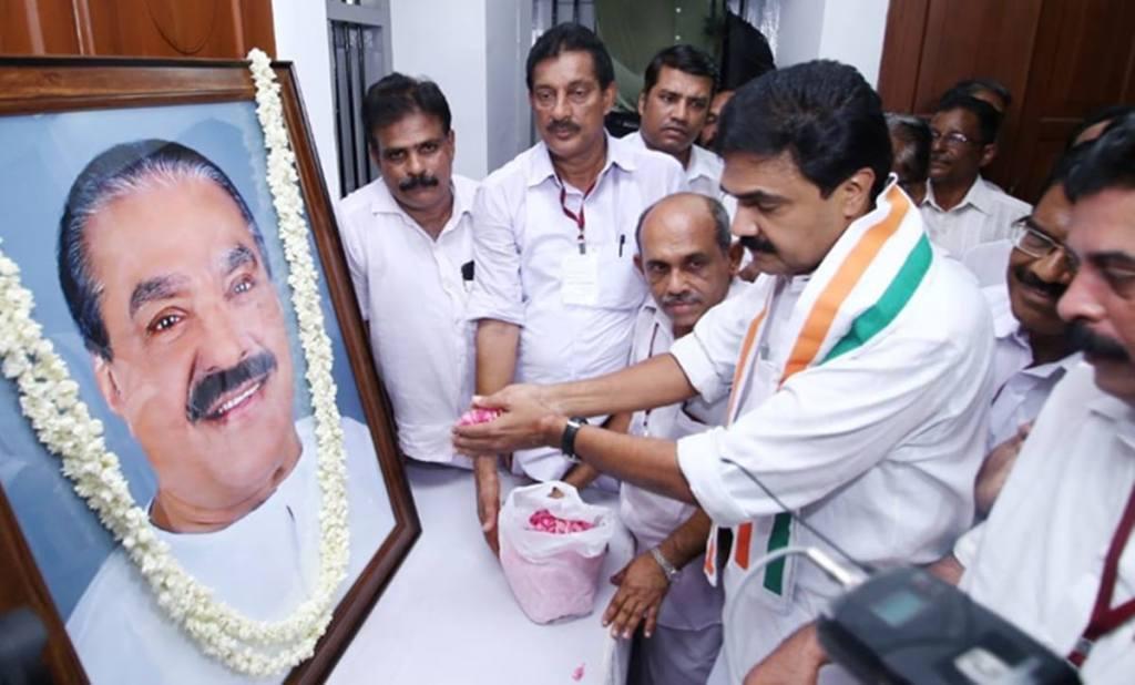 Jose K Mani Kerala Congress M