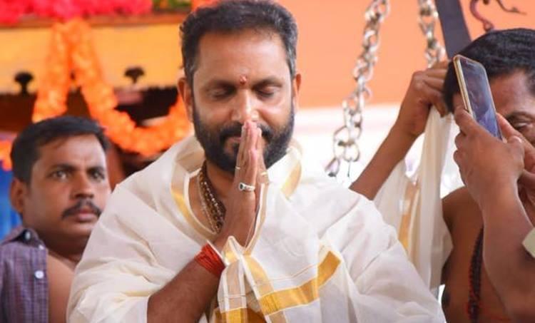 K Suendran, BJP State President