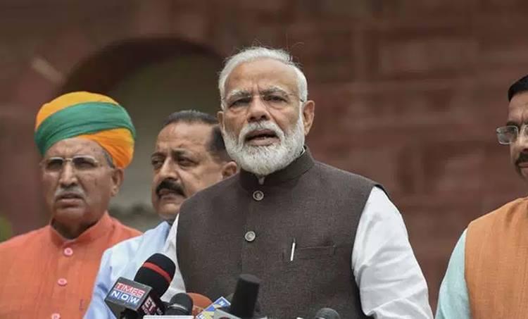 Narendra Modi Parliament