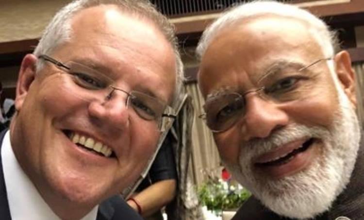 Narendra Modi and Morison