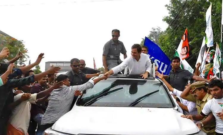 Rahul Gandhi Kerala