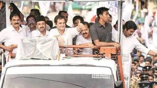 Rahul Gandhi, Wayanadu, Kerala Visit Rahul Gandhi