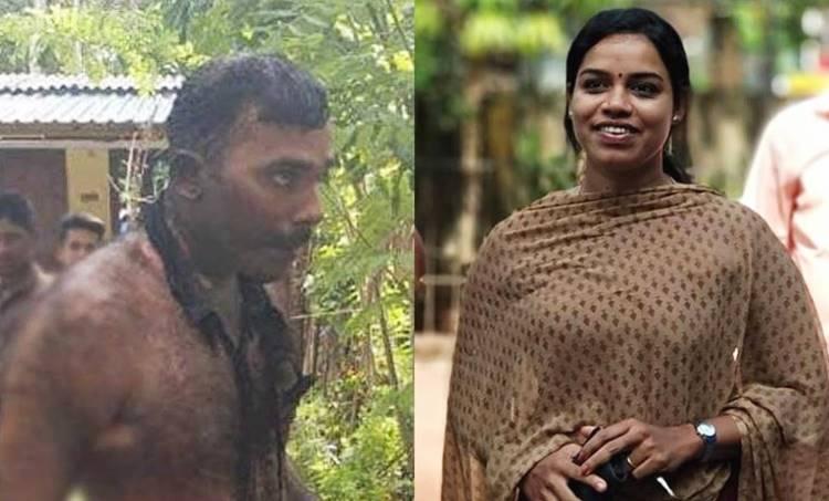 Mavelikkara murder, മാവേലിക്കര കൊലപാതകം, police woman, പൊലീസുകാരി, Ajas, അജാസ്, soumya, സൗമ്യ, hospital, ആശുപത്രി, statement, മൊഴി, police, murder,
