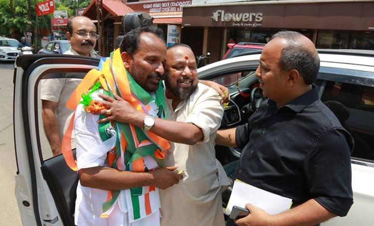 TN Pratapan MP