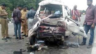 Road Accident, റോഡപകടം, Palakkad, പാലക്കാട്, valayar, വാളയാര്, death, മരണം