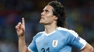 Copa America,കോപ്പാ അമേരിക്ക, Uruguay,ഉറുഗ്വായ്, Copa America 2019,കോപാ അമേരിക്ക 2019, Edison Cavani,കവാനി, Uruguay Chile, ie malayalam,