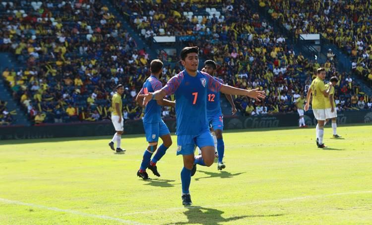 Kings cup, india vs Thailand, indian football team, sunil chthri, sahal abdul samad, ഇന്ത്യൻ ഫുട്ബോൾ ടീം, സുനിൽ ഛേത്രി, കിങ്സ് കപ്പ്, ie malayalam