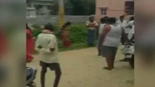Karnataka, കര്ണാടക, women's rights, യുവതി, Viral Video, വൈറല് വീഡിയോ, Attack, ആക്രമണം