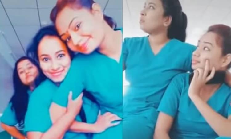 tik tok, ടിക് ടോക്, Viral Video, വൈറല് വീഡിയോ, Odisha, ഒഡീഷ, hospital, ആശുപത്രി, probe, അന്വേഷണം, nurse, നഴ്സ്
