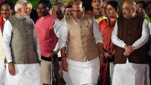 Rajnath Singh, രാജ്നാഥ് സിങ്, Ministry of Defence, പ്രതിരേധ മന്ത്രാലയം, Narendra Modi, നരേന്ദ്രമോദി, Amit Shah, അമിത് ഷാ, BJP, ബിജെപി, Union Cabinet, മന്ത്രിസഭ, ie malayalam