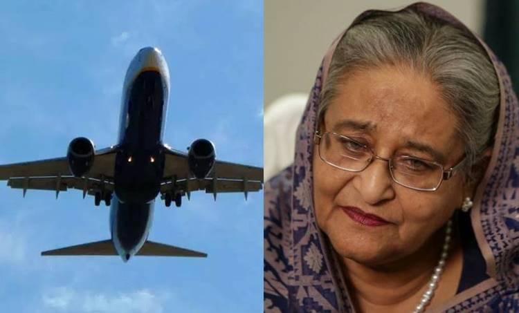 Sheikh Hasina, ഷൈഖ് ഹസീന, Bangladesh, ബംഗ്ലാദേശ്, Flight, വിമാനം, pilot, പൈലറ്റ്