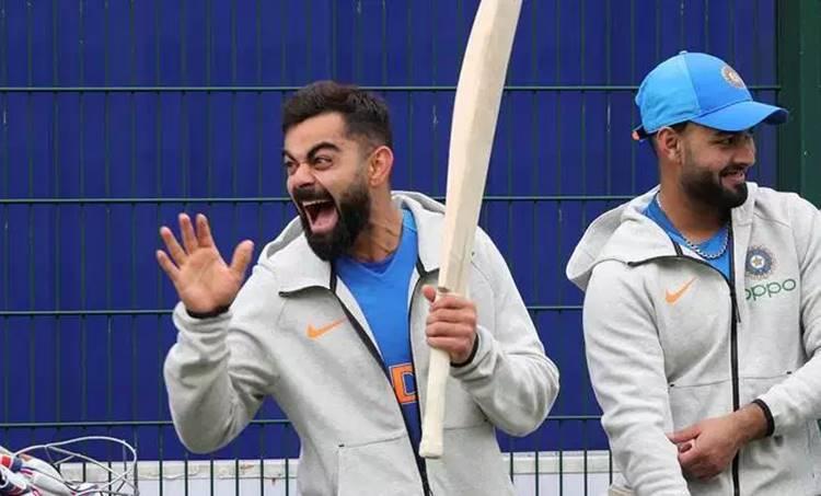 Virat Kohli,വിരാട് കോഹ്ലി,Virat Kohli injured, Kagiso Rab India vs South Africa, Virat Rabada, World Cup 2019, Cricket World Cup, ie malayalam,