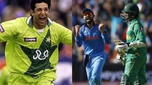 World Cup 2019, ലോകകപ്പ് ക്രിക്കറ്റ് 2019, India v/s Pakistan, ഇന്ത്യ-പാക്കിസ്ഥാന്, Wasim Akram, വസീം അക്രം, fans, ആരാധകര്, ie malayalam