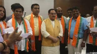 BJP MLAs Goa Congress