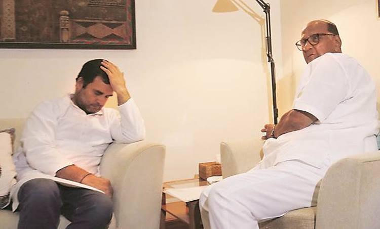 NCP Congress BJP Maharashtra