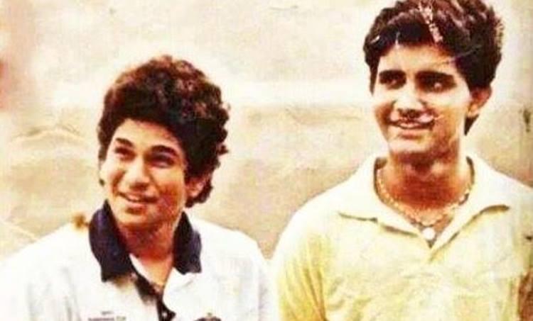 Sachin Wishes Sourav Ganguly on his Birthday