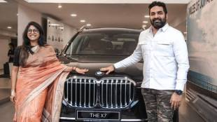 Gopi Sunder, ഗോപി സുന്ദർ, BMW X7, ബി എം ഡബ്ല്യു എക്സ് 7, BMW X7 price india, BMW X7 ex showroom price, BMW X7 photos, Gopi Sunder photos, ഗോപി സുന്ദർ ചിത്രങ്ങൾ, Gopi Sunder Family, Gopi Sunder wife