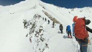 Mount himalaya, ഹിമാലയ പര്വതം, Death, മരണം, Nepal, നേപ്പാള്, video, വീഡിയോ