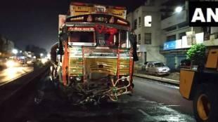 Car Accident, കാറപകടം, Maharashtra, മഹാരാഷ്ട്ര, students, വിദ്യാര്ത്ഥികള്, killed മരിച്ചു