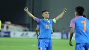 sunil chhetri, lionel messi, സുനിൽ ഛേത്രി, ലയണൽ മെസി, most international goals, most goals by indian, ഏറ്റവും കൂടുതൽ ഗോളുകൾ, ie malayalam, ഐഇ മലയാളം