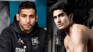 Vijender singh, വിജേന്ദര് സിങ്, Boxing, ബോക്സിങ്, america, അമേരിക്ക, amir khan ആമിര് ഖാന്