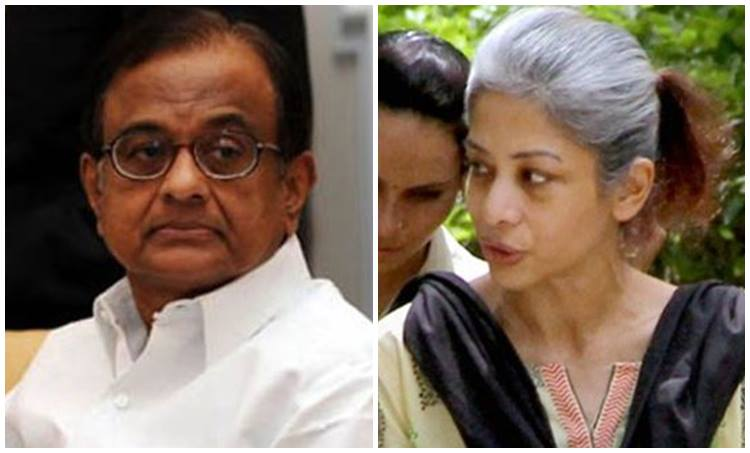 Chidambaram and Indrani INX Media Case