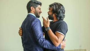 Dulquer Salmaan, ദുൽഖർ സൽമാൻ, Sunny Wayne, Sunny Wayne birthday, Sunny Wayne wedding reception photos, , Sunny Wayne wedding reception videos, Dulquer Salmaan Sunny Wayne, Indian Express Malayalam