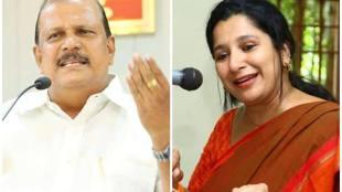 PC George MLA Nisha Jose K Mani Kerala Congress M Pala By Election 2019